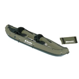 Sevylor Inflatable Colorado Canoe